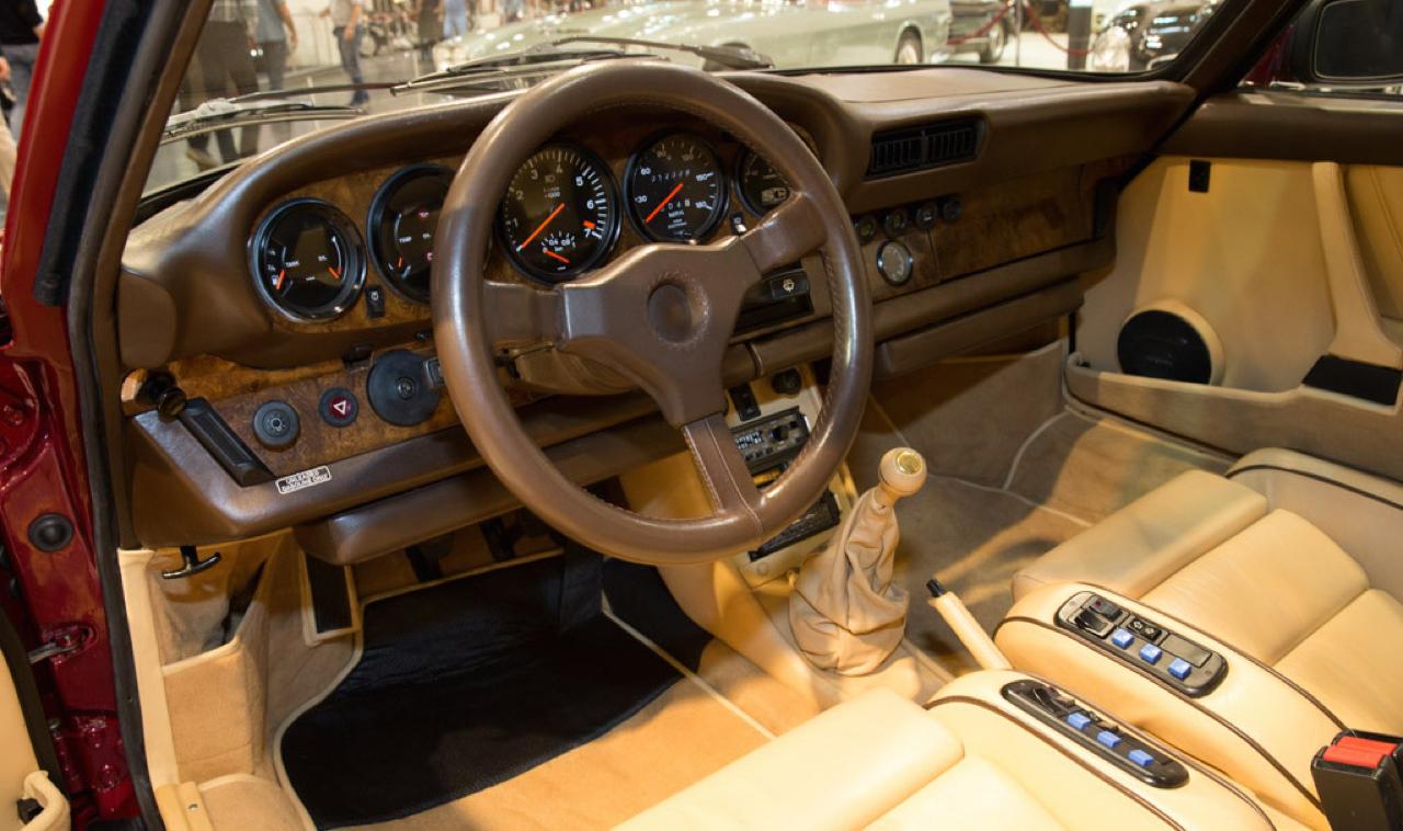 La Porsche 935 Street legal de Mansour Ojjeh : No pain, no gain ! 16