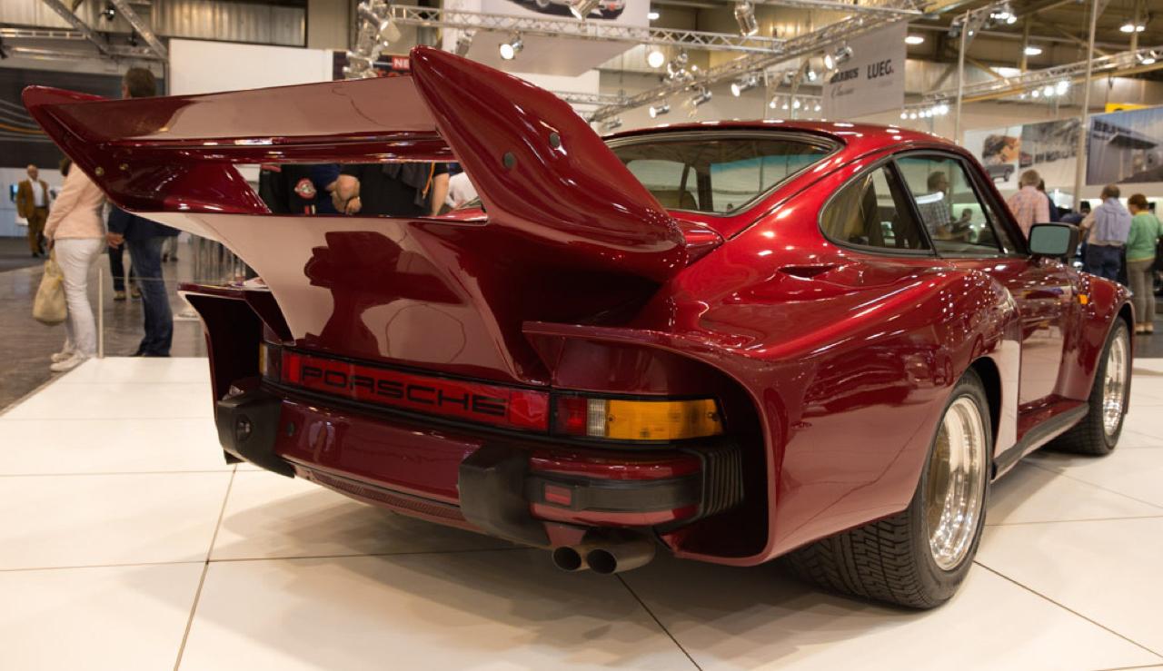 La Porsche 935 Street legal de Mansour Ojjeh : No pain, no gain ! 7