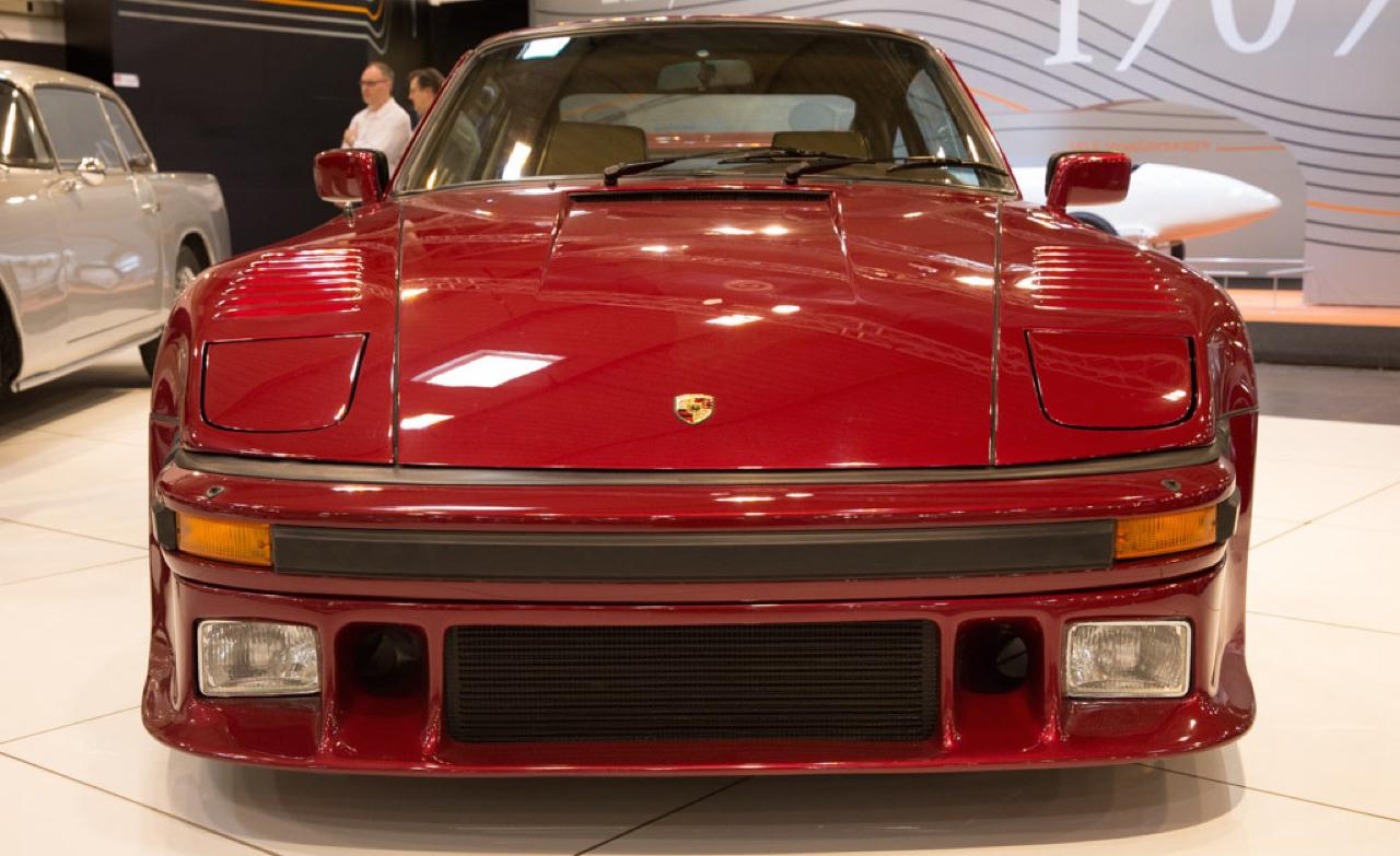 La Porsche 935 Street legal de Mansour Ojjeh : No pain, no gain ! 6