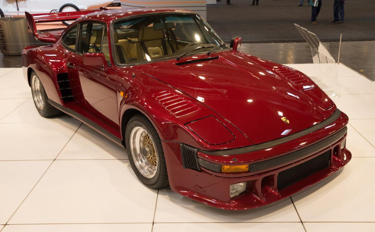 La Porsche 935 Street legal de Mansour Ojjeh : No pain, no gain ! 8