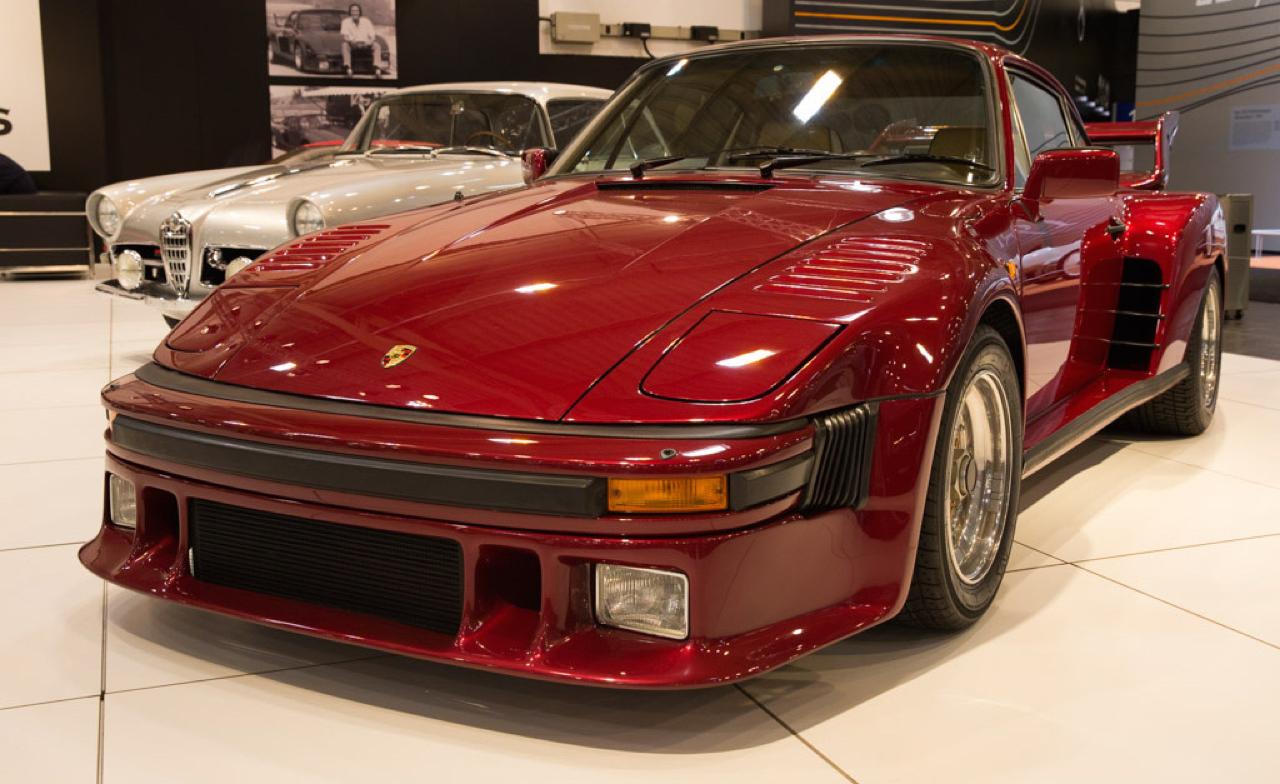 La Porsche 935 Street legal de Mansour Ojjeh : No pain, no gain ! 17