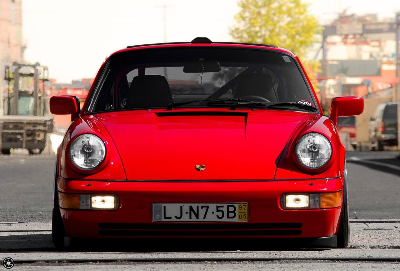 Porsche 964 Carrera 4 : Simply Red...! 33