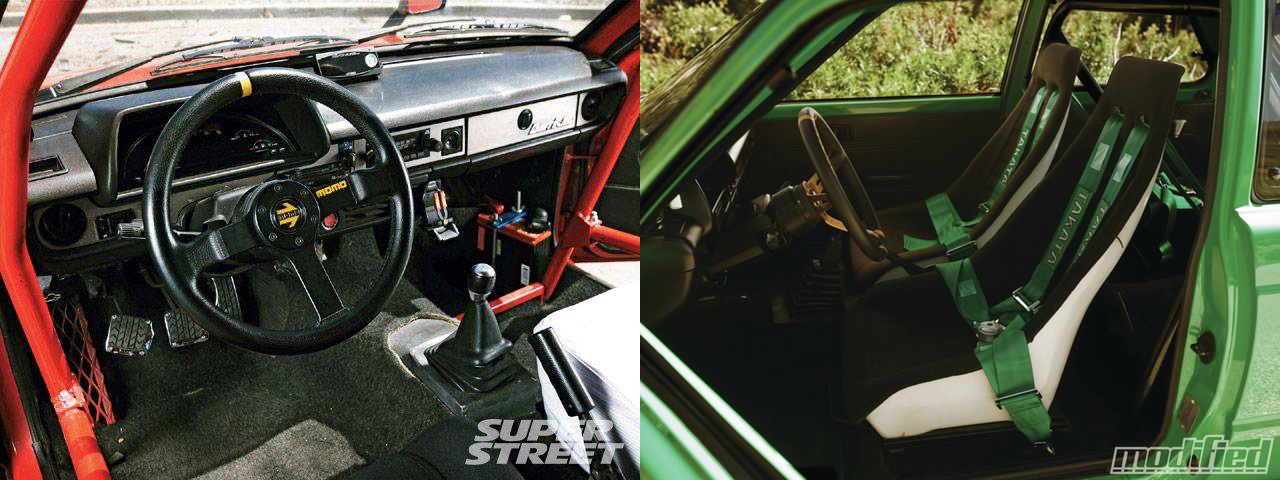 '81 Toyota Starlet KP61 : F22 ou 4AGE ? 16