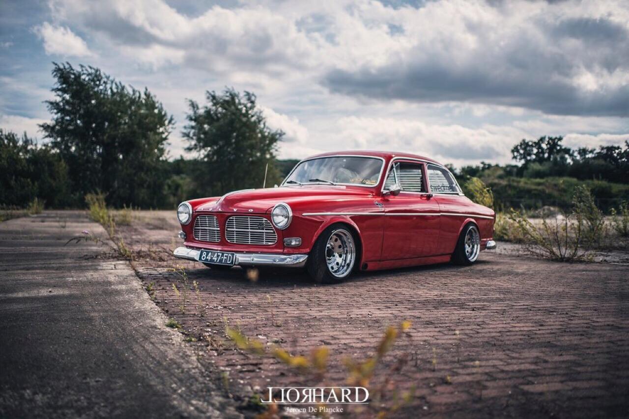 '68 Volvo Amazon 133 GT - Le graal signé Ikéa ! 11