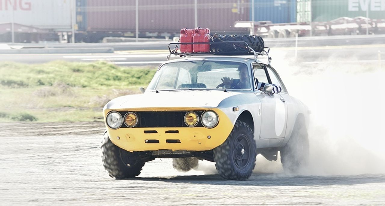 Un GTV en mode Off-Road ! 6