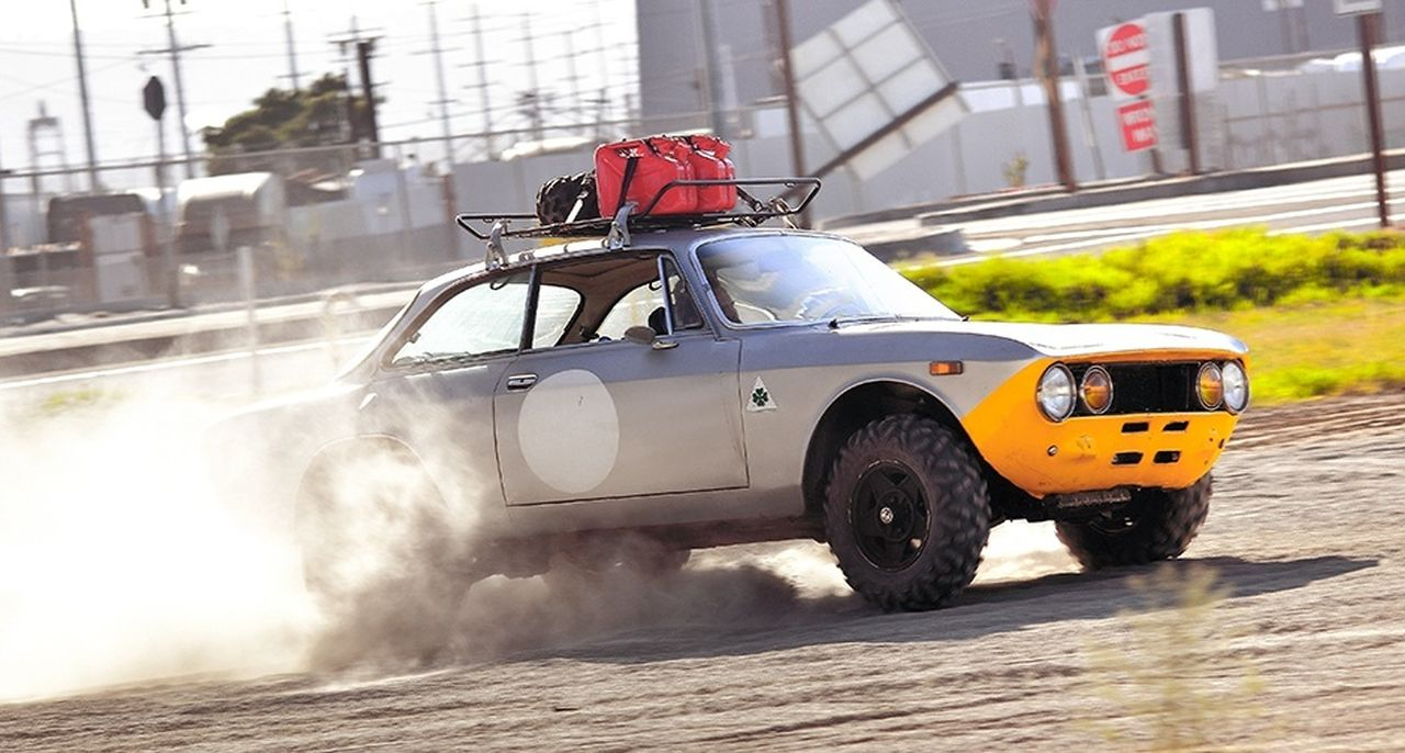 Un GTV en mode Off-Road ! 3
