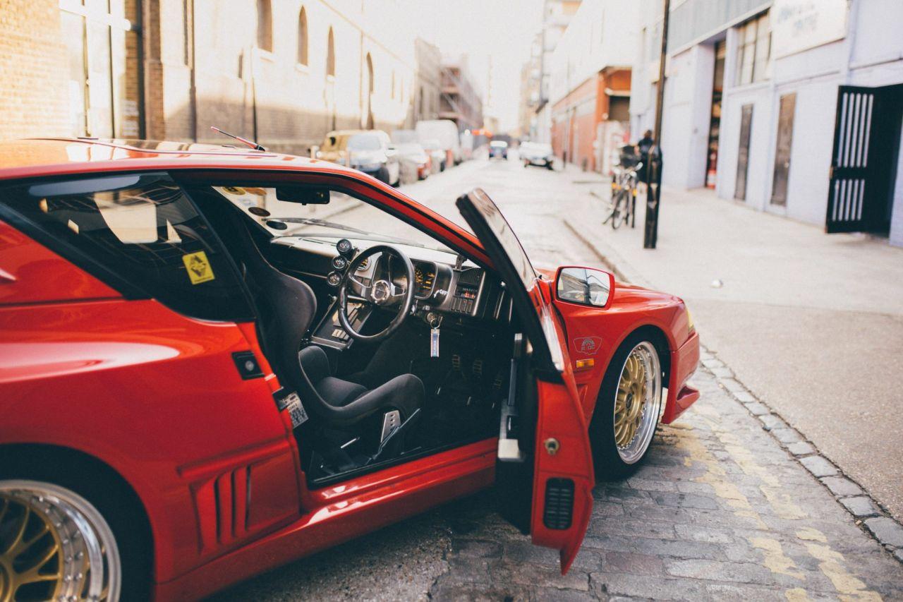 Une Alpine GTA...qui en jette ! 7