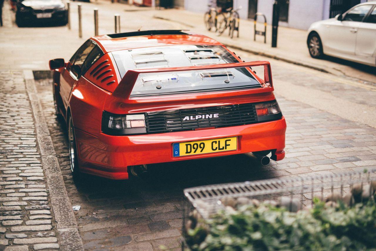 Une Alpine GTA...qui en jette ! 3