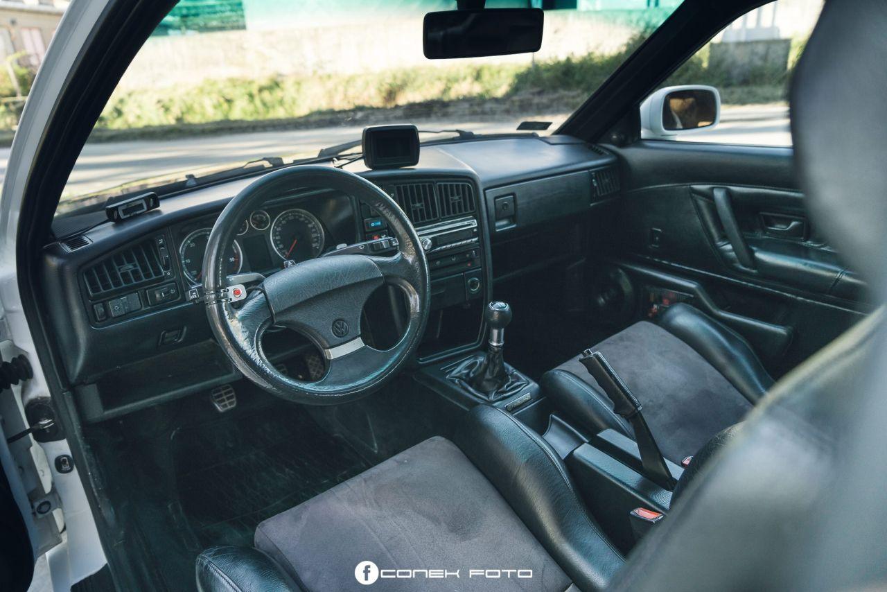 VW Corrado - Swap à l'envers ! 7