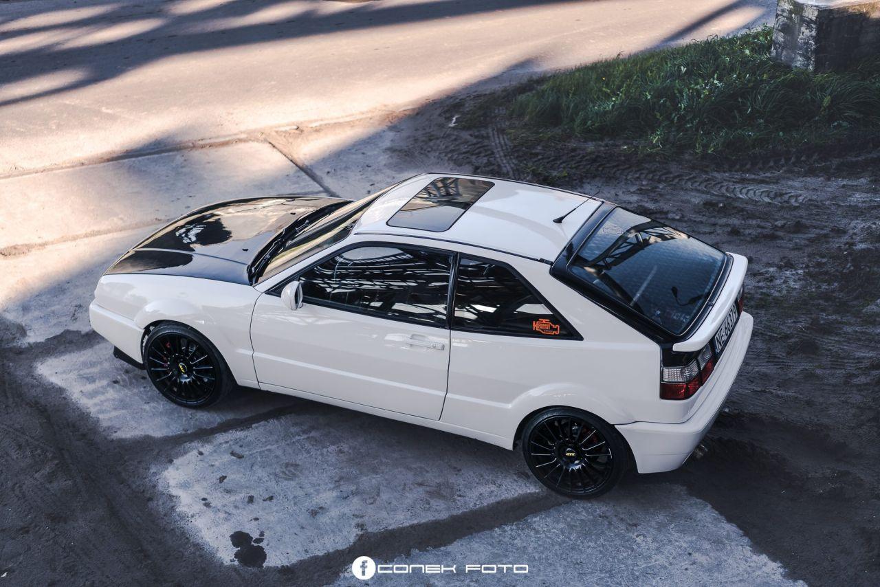 VW Corrado - Swap à l'envers ! 2