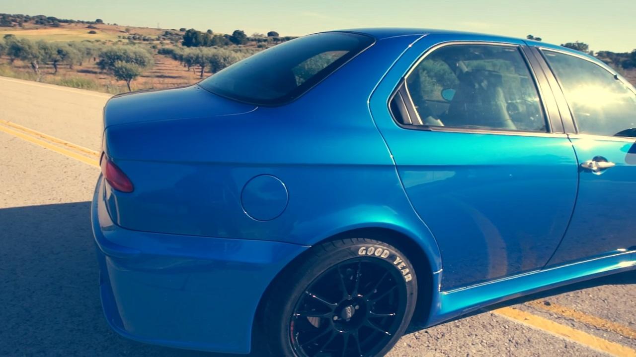 Alfa 156 GTAm - Je suis énervé ! 9