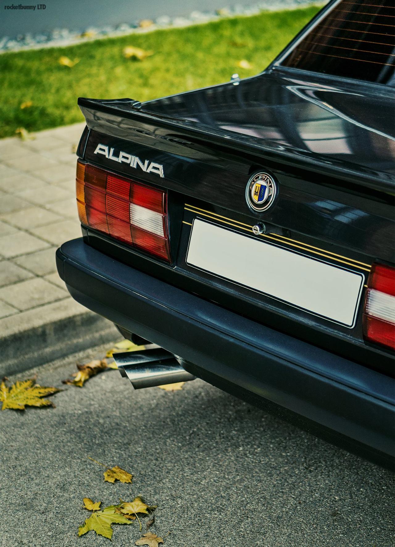 Alpina B6 2.7 - De Buchloe à Tokyo... 28