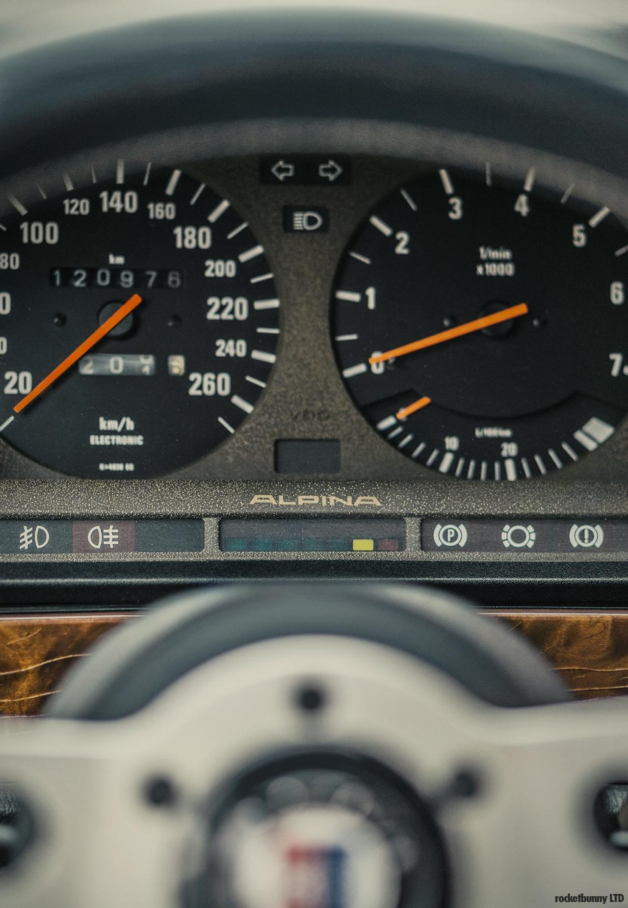 Alpina B6 2.7 - De Buchloe à Tokyo... 36