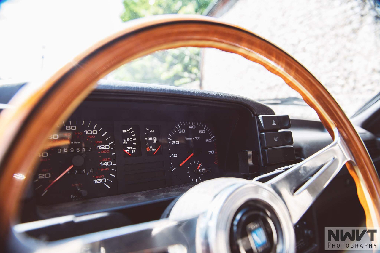 Audi 80 B2... coupé, V6, airride et BBS ! 6