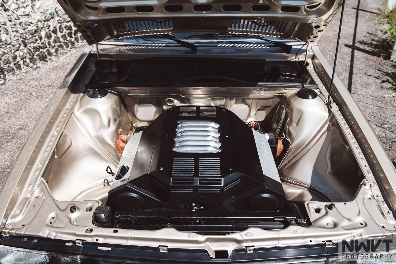 Audi 80 B2... coupé, V6, airride et BBS ! 8