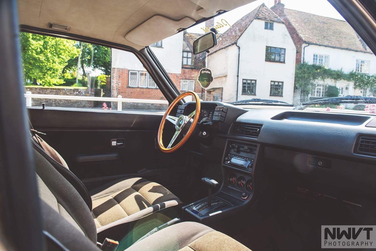 Audi 80 B2... coupé, V6, airride et BBS ! 10