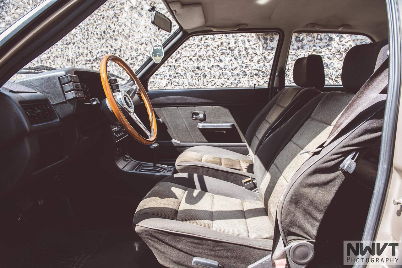 Audi 80 B2... coupé, V6, airride et BBS ! 13