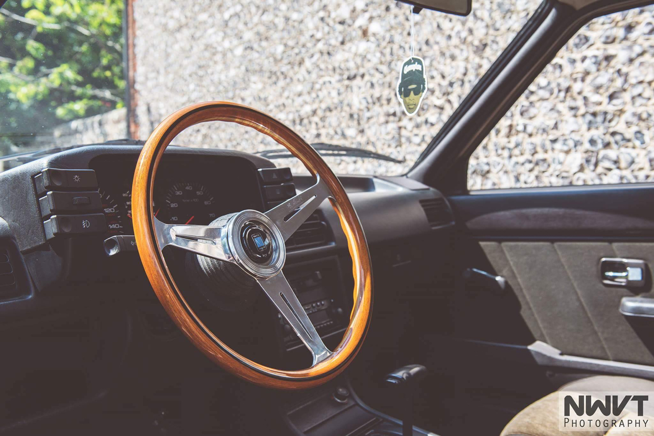 Audi 80 B2... coupé, V6, airride et BBS ! 15