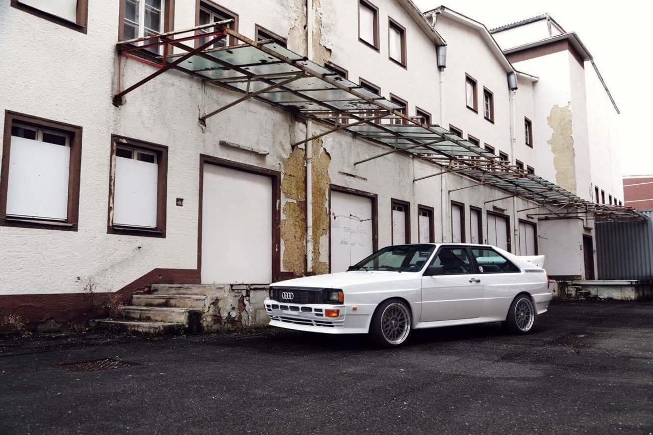 Audi Quattro & Haldex : Technique & choucroute garnie ! 7