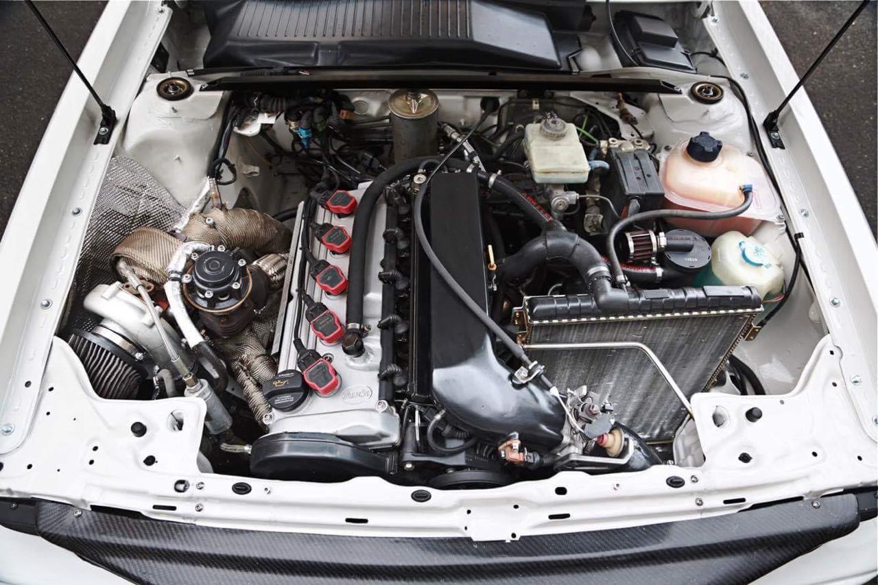 Audi Quattro & Haldex : Technique & choucroute garnie ! 5