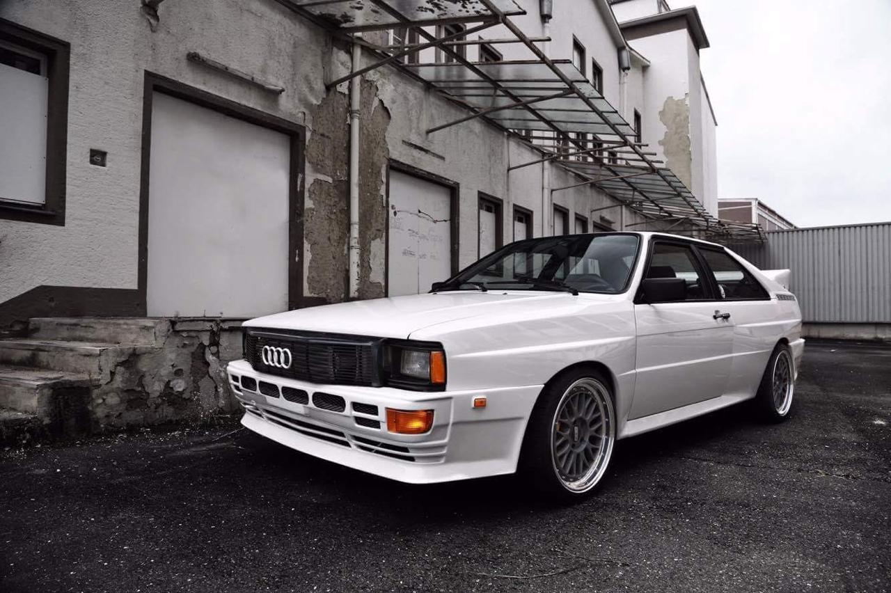 Audi Quattro & Haldex : Technique & choucroute garnie ! 2