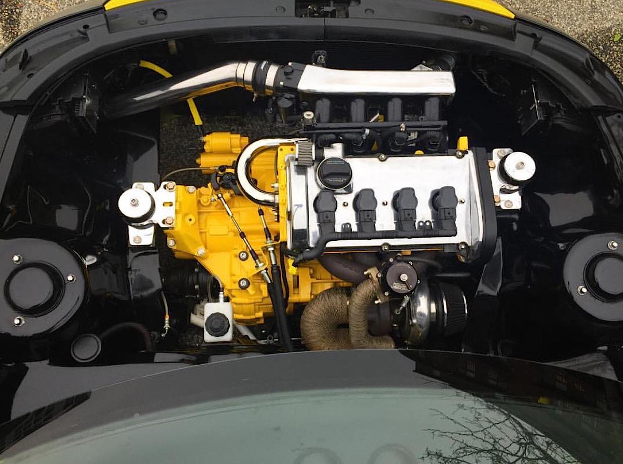 Audi TT 1.8T : Banana Pancake ! 37
