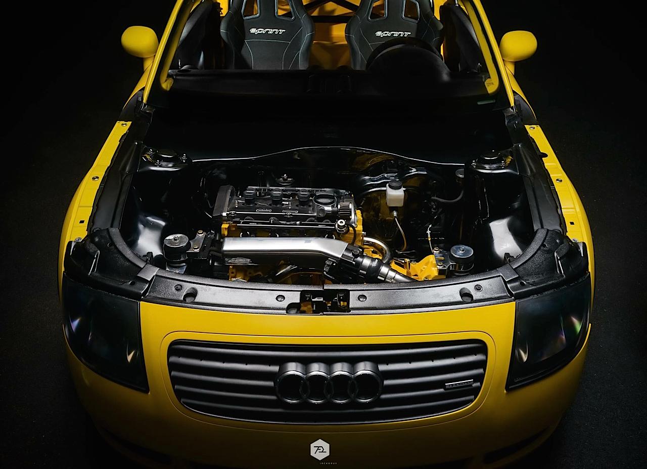Audi TT 1.8T : Banana Pancake ! 38