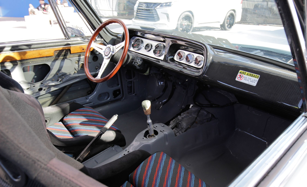 "'73 BMW 3.0 CSL.... Sema 2K17 ""Best Euro"" Gran Turismo Award ! 6"