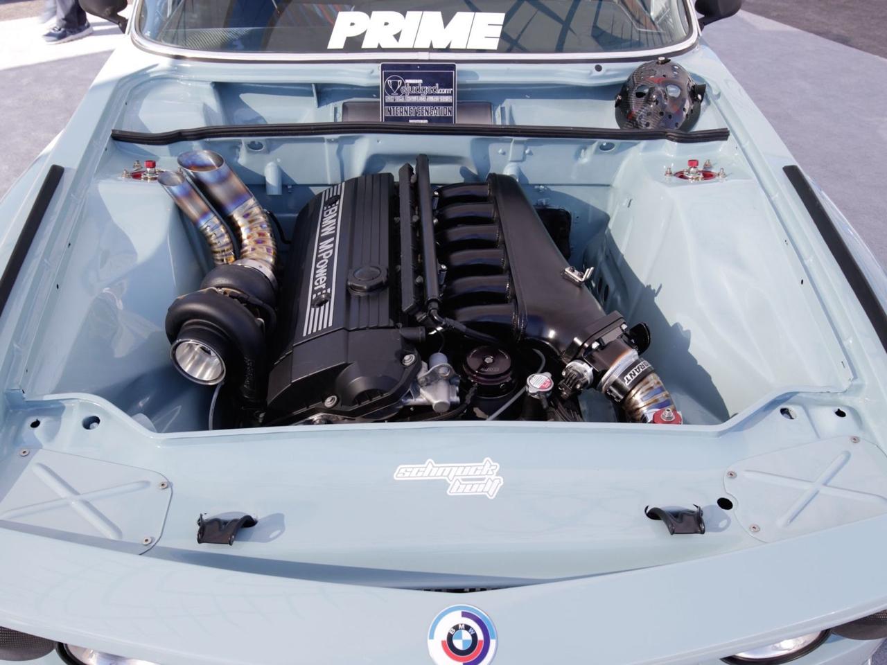 "'73 BMW 3.0 CSL.... Sema 2K17 ""Best Euro"" Gran Turismo Award ! 4"