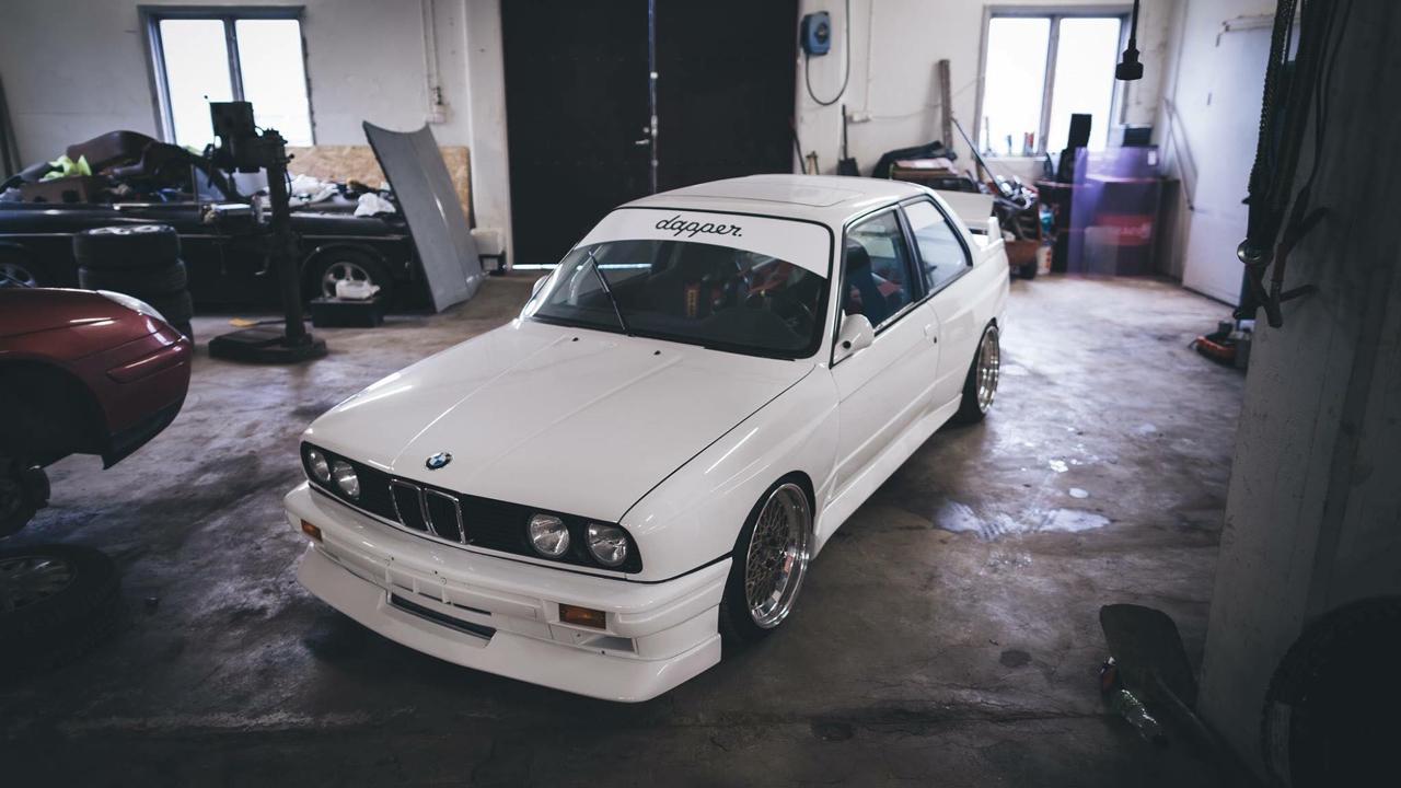 BMW M3 E30... Turbo ! Est ce que mieux c'est pire ?! 1