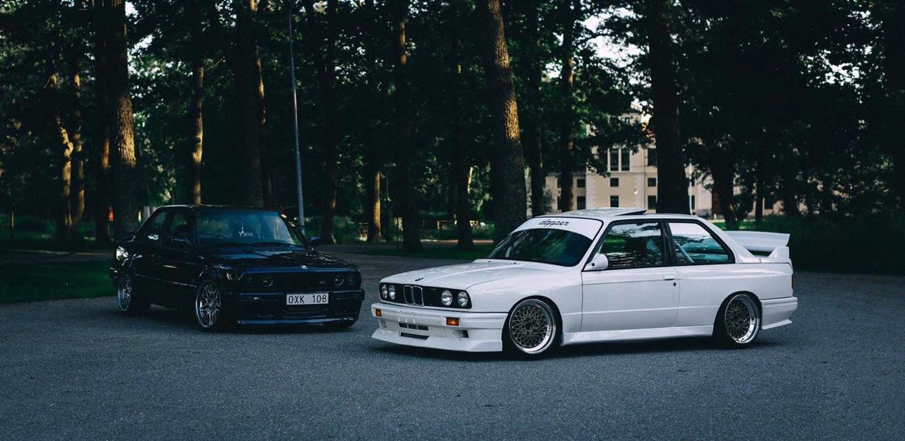 BMW M3 E30... Turbo ! Est ce que mieux c'est pire ?! 3
