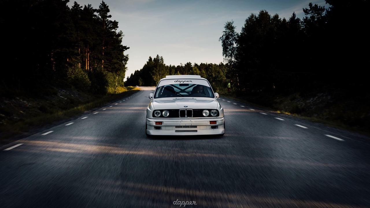 BMW M3 E30... Turbo ! Est ce que mieux c'est pire ?! 4