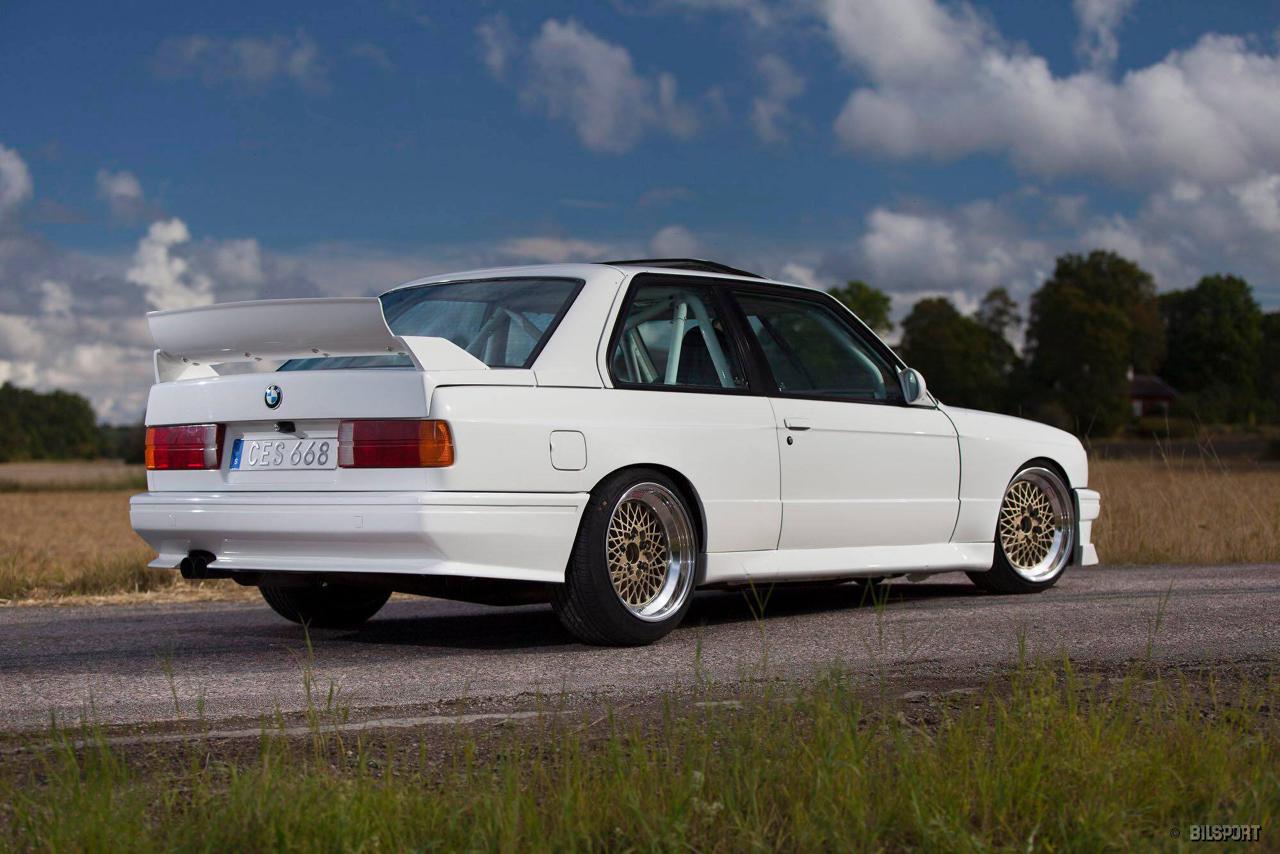 BMW M3 E30... Turbo ! Est ce que mieux c'est pire ?! 6