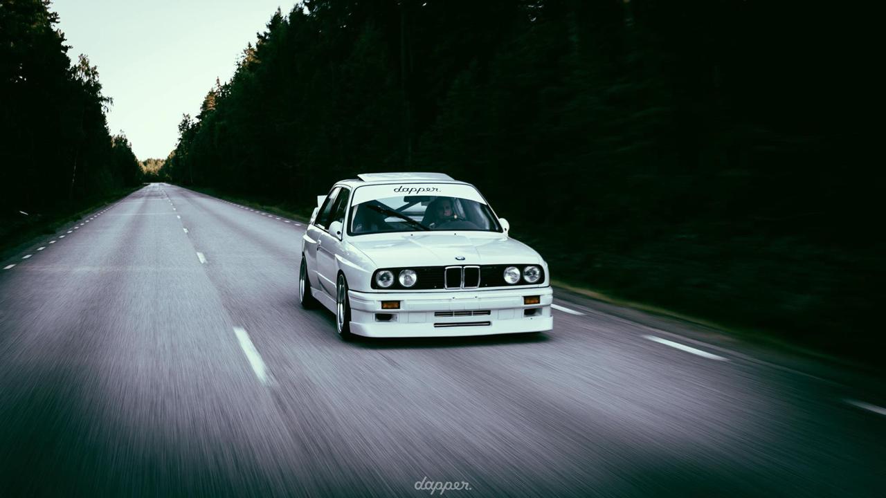 BMW M3 E30... Turbo ! Est ce que mieux c'est pire ?! 8