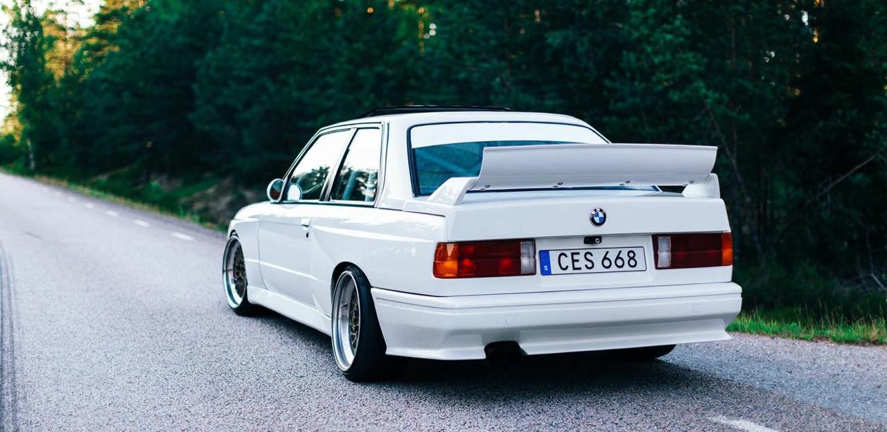 BMW M3 E30... Turbo ! Est ce que mieux c'est pire ?! 10