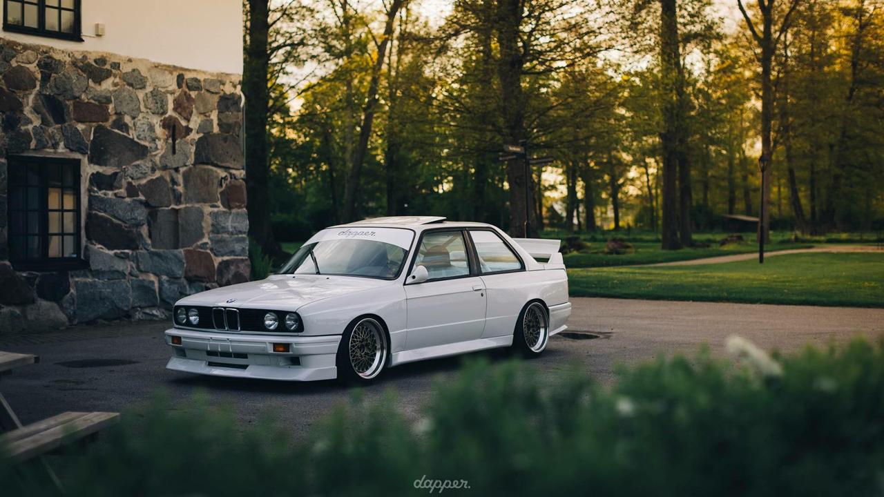 BMW M3 E30... Turbo ! Est ce que mieux c'est pire ?! 7