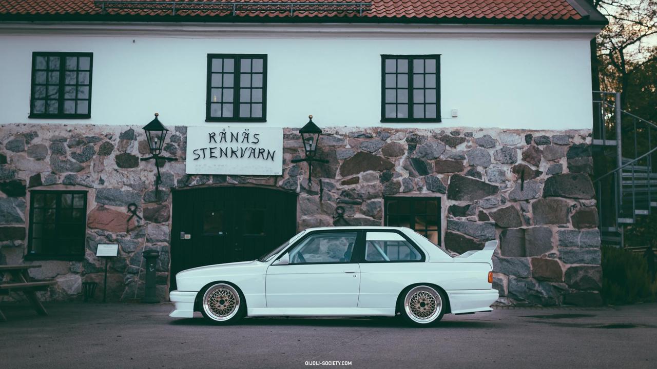 BMW M3 E30... Turbo ! Est ce que mieux c'est pire ?! 2