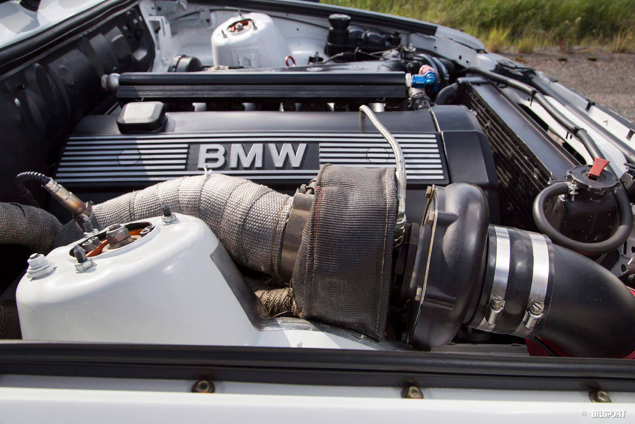 BMW M3 E30... Turbo ! Est ce que mieux c'est pire ?! 5