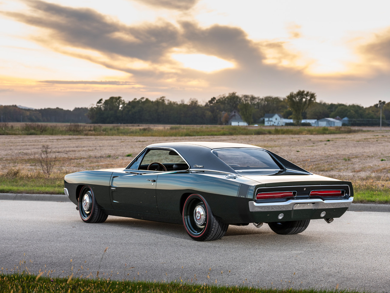 "'69 Dodge Charger ""Defector"" : Signée Ringbrothers... 4"