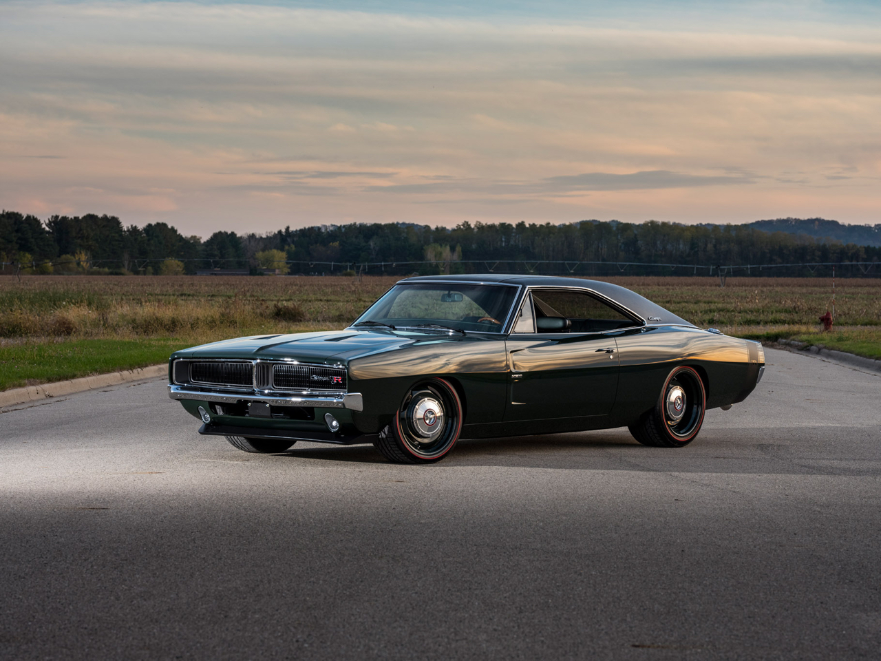 "'69 Dodge Charger ""Defector"" : Signée Ringbrothers... 3"