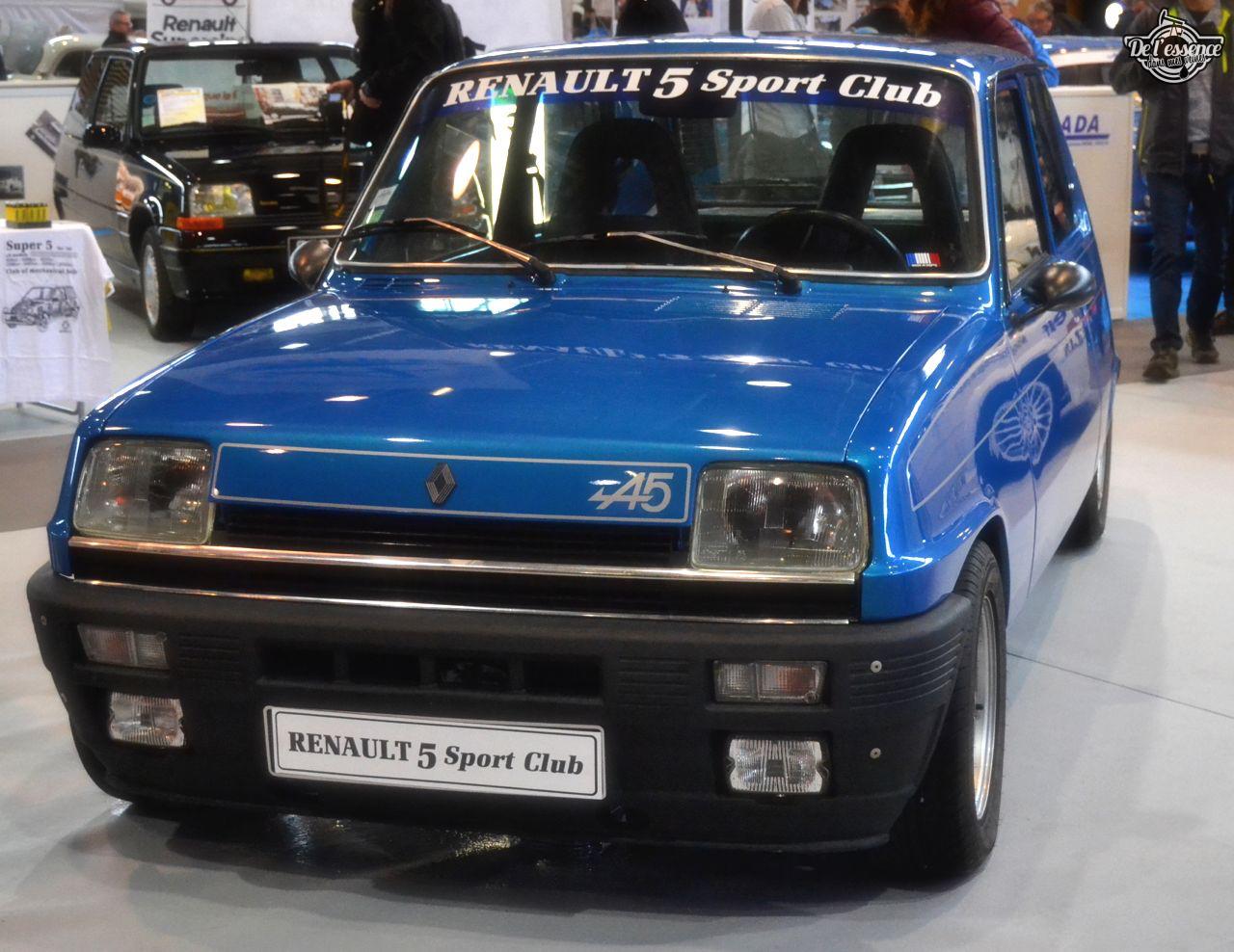 Epoqu'Auto 2K17... Rencard de vieilles à Lyon ! 3