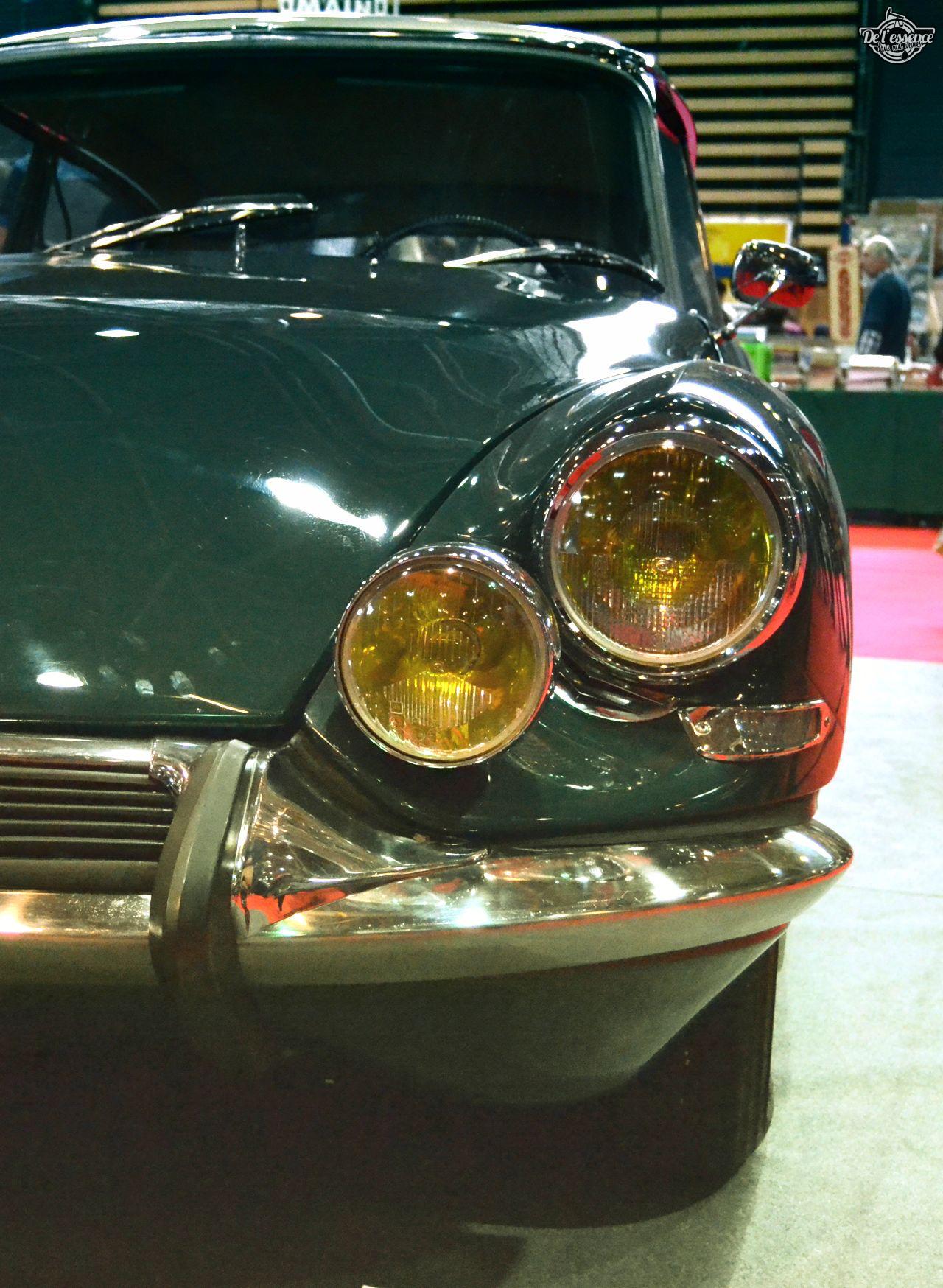 Epoqu'Auto 2K17... Rencard de vieilles à Lyon ! 8