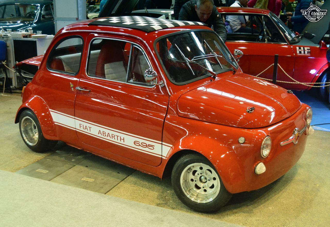 Epoqu'Auto 2K17... Rencard de vieilles à Lyon ! 154