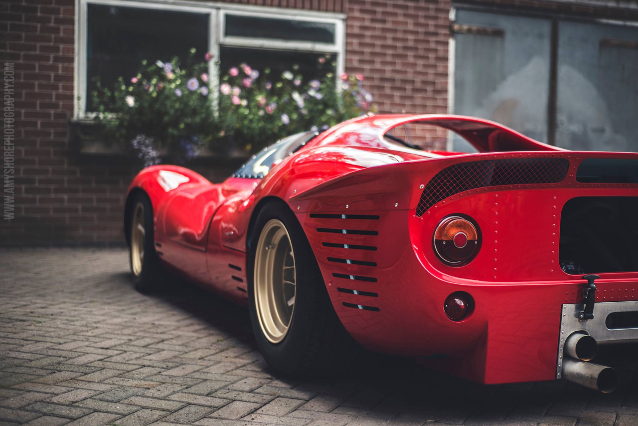 Ferrari 330 P4 - Un top model dans la course ! 11