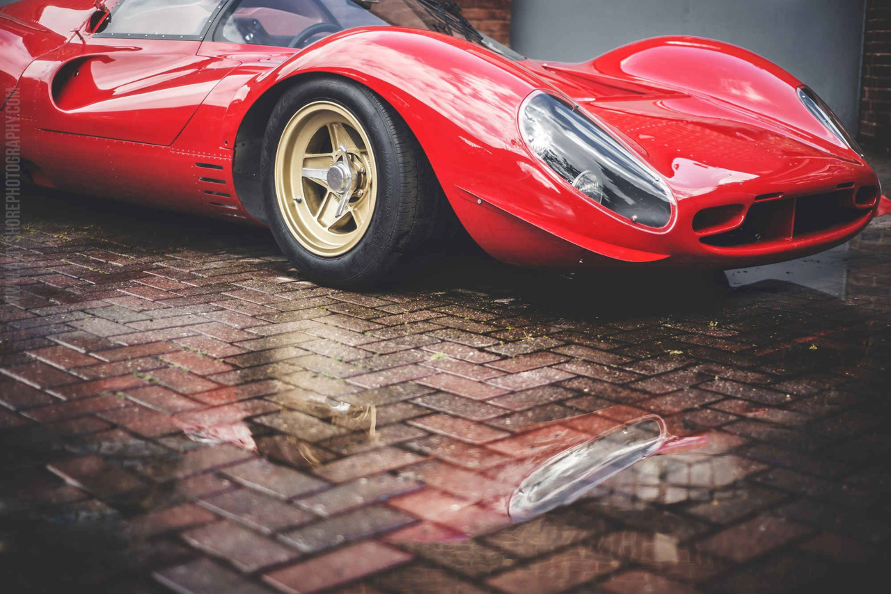 Ferrari 330 P4 - Un top model dans la course ! 2