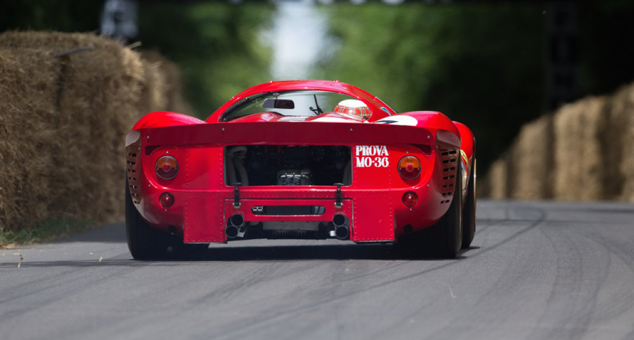 Ferrari 330 P4 - Un top model dans la course ! 4
