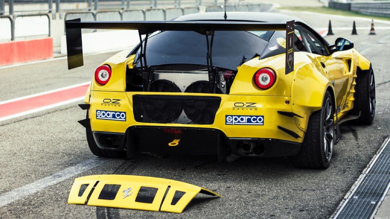 Du drift.... En Ferrari 599 GTB TwinRotrex pour 920 ch ! 27