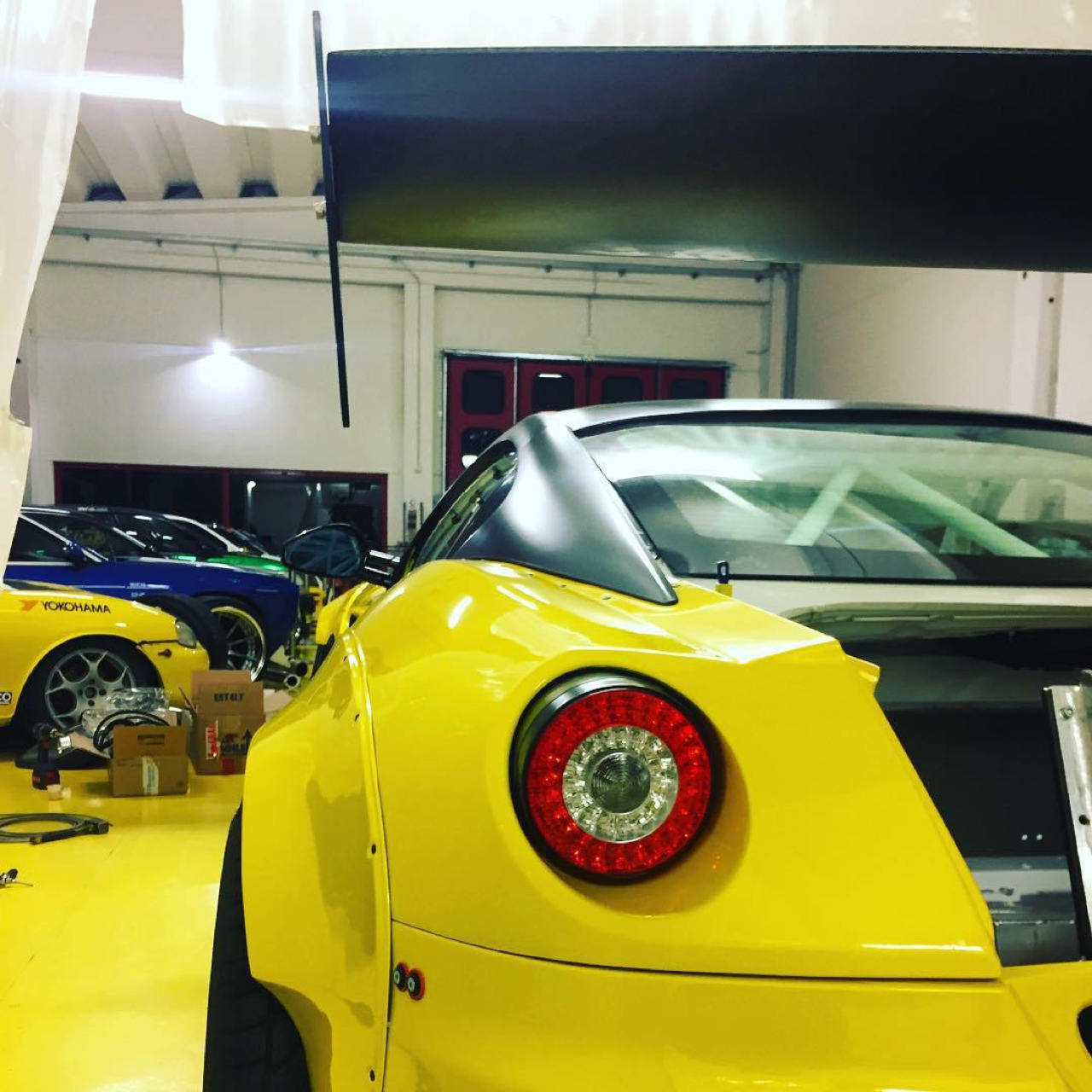 Du drift.... En Ferrari 599 GTB TwinRotrex pour 920 ch ! 28