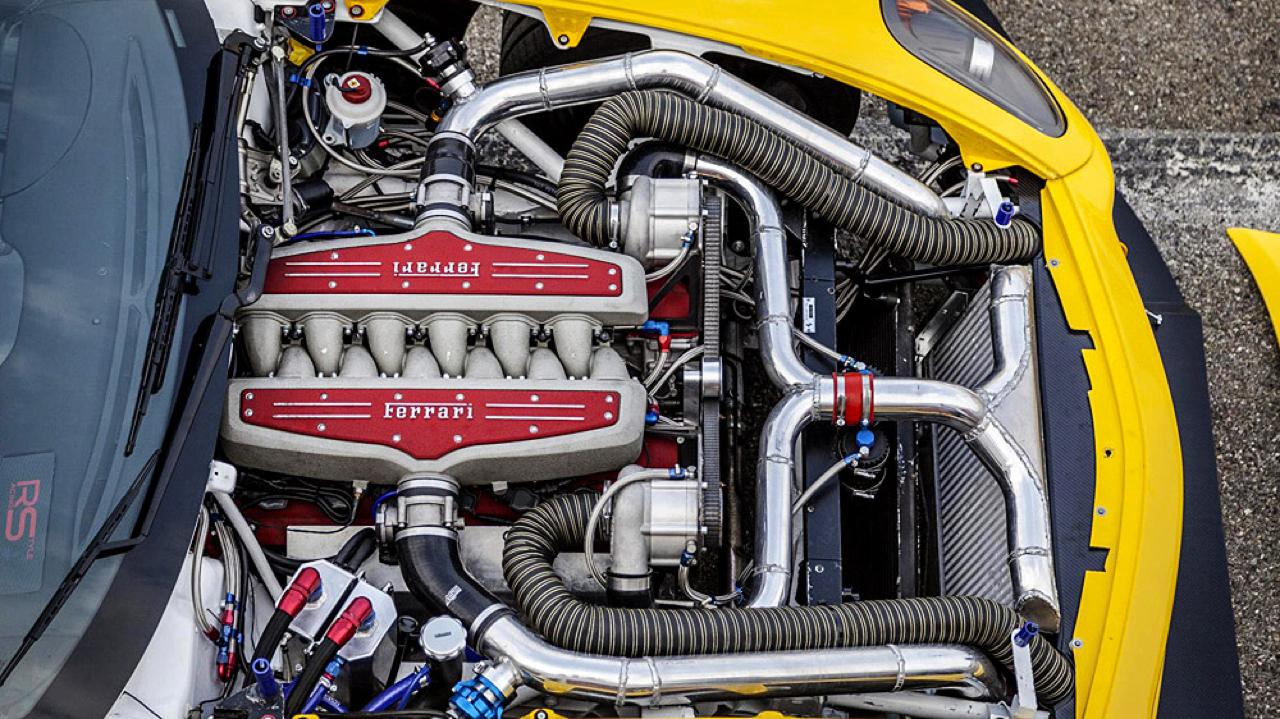 Du drift.... En Ferrari 599 GTB TwinRotrex pour 920 ch ! 30