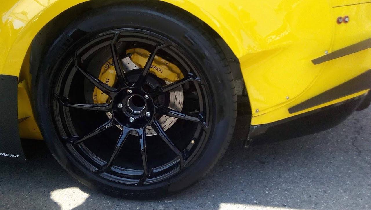 Du drift.... En Ferrari 599 GTB TwinRotrex pour 920 ch ! 31